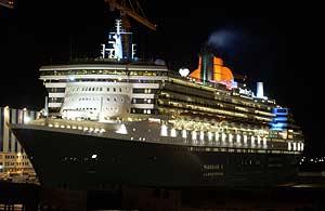 El crucero más grande y más caro del mundo