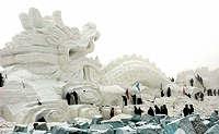Como castillos de arena